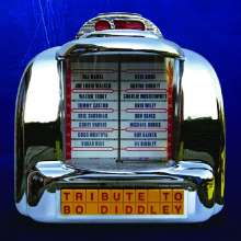 Bo Diddley: Tribute To Bo Diddley, CD