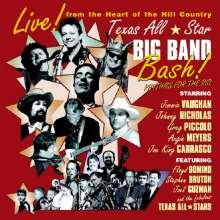 Texas All Stars: Big Band Bash!, CD