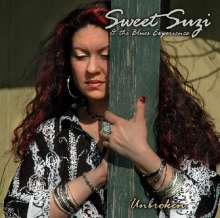 Sweet Suzi & The Blues Experience: Unbroken, CD