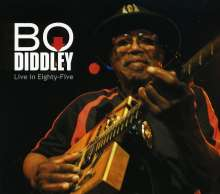 Bo Diddley: Live In Eighty Five, CD
