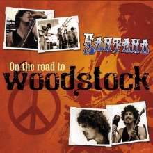 Santana: On The Road To Woodstock, 2 CDs