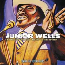 Junior Wells: Paint The Town Blues, 2 CDs
