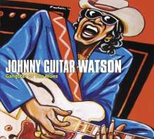 Johnny 'Guitar' Watson: Gangster Of The Blues, CD