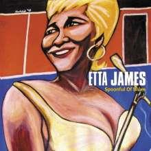 Etta James: Spoonful Of Blues, CD