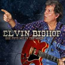 Elvin Bishop: She Puts Me In The Mood, CD
