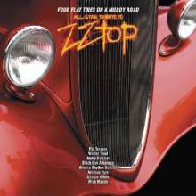 Four Flat Tires On A Muddy Road: All-Star Tribute To ZZ Top, CD