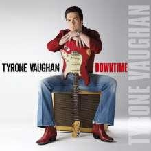 Tyrone Vaughan: Downtime, CD
