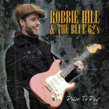 Robbie Hill: Price To Pay, CD