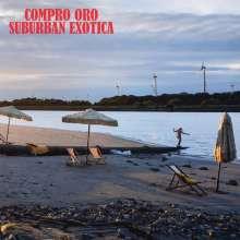 Compro Oro: Suburban Exotica, CD