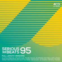 Serious Beats 95, 4 CDs