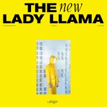 Steiger: The New Lady Llama (White+Blue Marbled Vinyl), LP