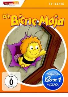 Die Biene Maja Box 1, 4 DVDs