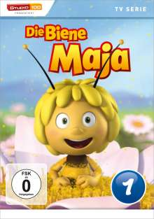 Die Biene Maja 1, DVD