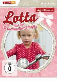 Lotta aus der Krachmacherstrasse, DVD