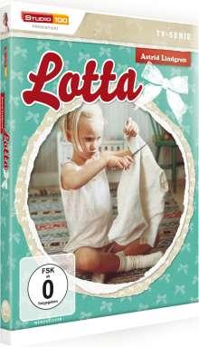 Lotta (TV-Serie), DVD