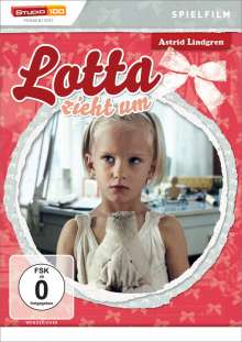 Lotta zieht um, DVD
