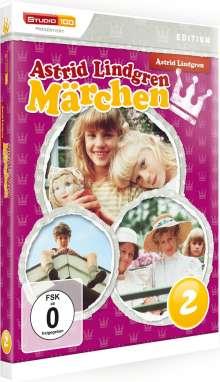 Astrid Lindgren Märchen Vol. 2, DVD