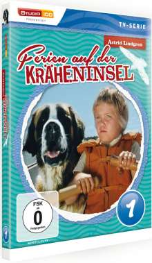 Ferien auf der Kräheninsel Vol.1, DVD