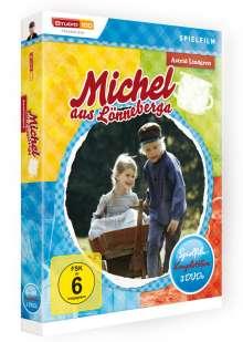 Michel aus Lönneberga: Die Spielfilm-Edition, 3 DVDs