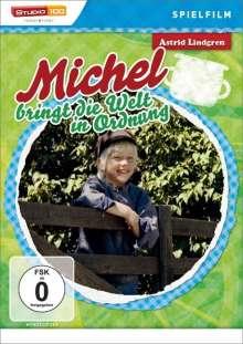 Michel aus Lönneberga: Michel bringt die Welt in Ordnung, DVD