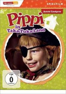 Pippi in Taka-Tuka-Land, DVD
