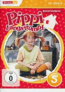 Pippi Langstrumpf DVD 5, DVD