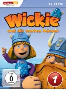 Wickie und die starken Männer (CGI) 1, DVD
