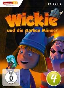 Wickie und die starken Männer (CGI) 4, DVD