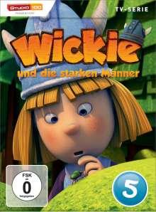 Wickie und die starken Männer (CGI) 5, DVD