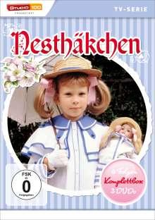 Nesthäkchen (Komplette Serie), 3 DVDs