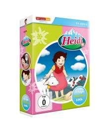 Heidi Komplettbox, 8 DVDs