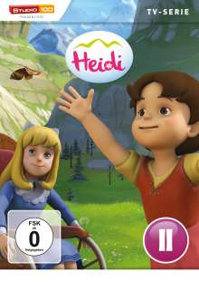 Heidi (CGI) DVD 11, DVD