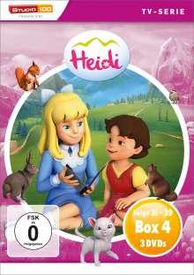 Heidi (CGI) Box 4, 3 DVDs