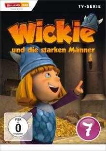 Wickie und die starken Männer (CGI) 7, DVD