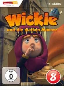 Wickie und die starken Männer (CGI) 8, DVD
