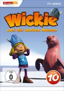 Wickie und die starken Männer (CGI) 10, DVD