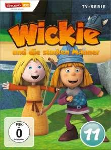 Wickie und die starken Männer (CGI) 11, DVD