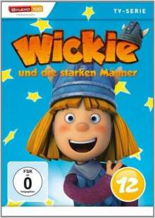 Wickie und die starken Männer (CGI) 12, DVD