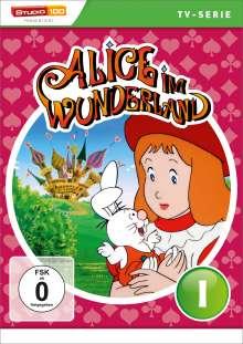 Alice im Wunderland DVD 1, DVD