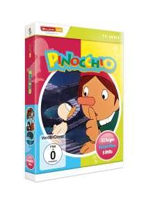Pinocchio (Komplette Serie), 9 DVDs