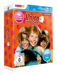 Pippi Langstrumpf: TV-Serien-Box (Blu-ray), 6 Blu-ray Discs