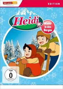 Heidi: Winter in den Bergen, DVD