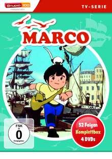 Marco (Komplette Serie), 4 DVDs