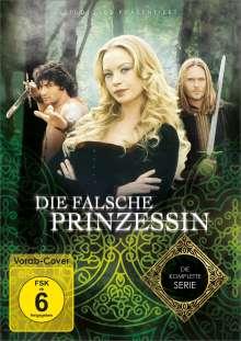 Die falsche Prinzessin, DVD