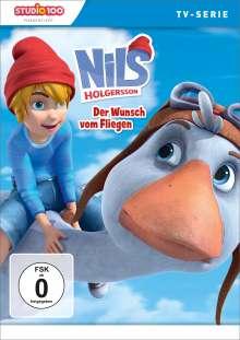 Nils Holgersson (CGI) DVD 1: Der Wunsch vom Fliegen, DVD
