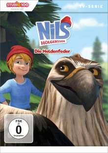 Nils Holgersson (CGI) DVD 3: Die Heldenfeder, DVD