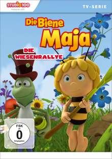 Die Biene Maja 17 - Die Wiesenrallye, DVD
