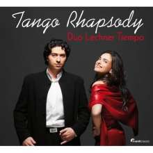 Karin Lechner & Sergio Tiempo - Tango Rhapsody, SACD