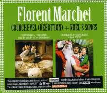 Florent Marchet: Courchevel + Noel's Songs, 2 CDs