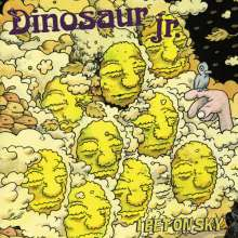 Dinosaur Jr.: I Bet On Sky, CD